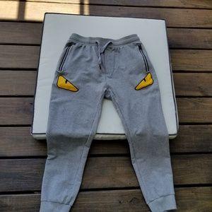 Fendi Monster joggers track pants L